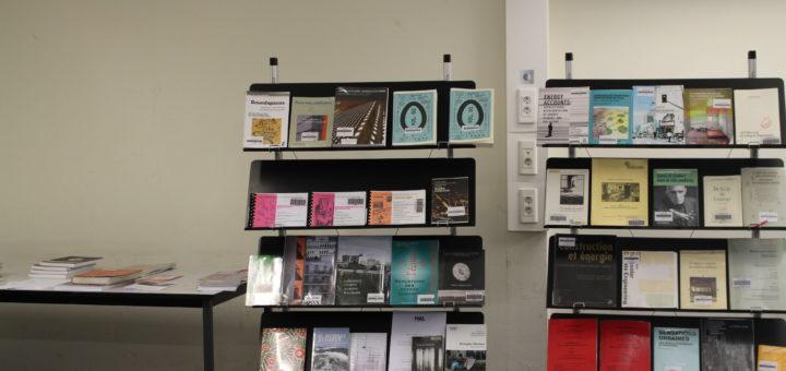 Bibliothèque Ecole d'hiver 2018